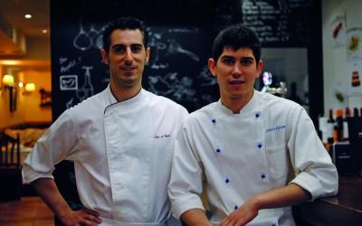 Restaurante Casa Pedro: dos artistas en la cocina