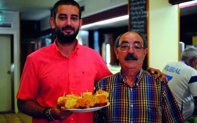 Bar Circo: los reyes de la tortilla de patata en Zaragoza