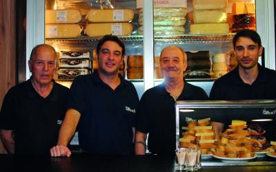 Bar Estudios: un paraíso con sabor a queso