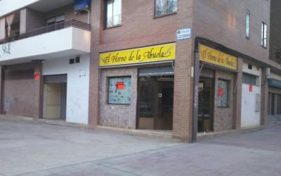 Se alquila local para hostelería en el Actur