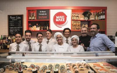 Plaza Goya: seis restaurantes en uno