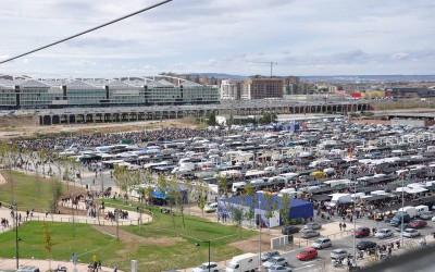 El Ayuntamiento de Zaragoza ofrece la concesión de dos quioscos de bar