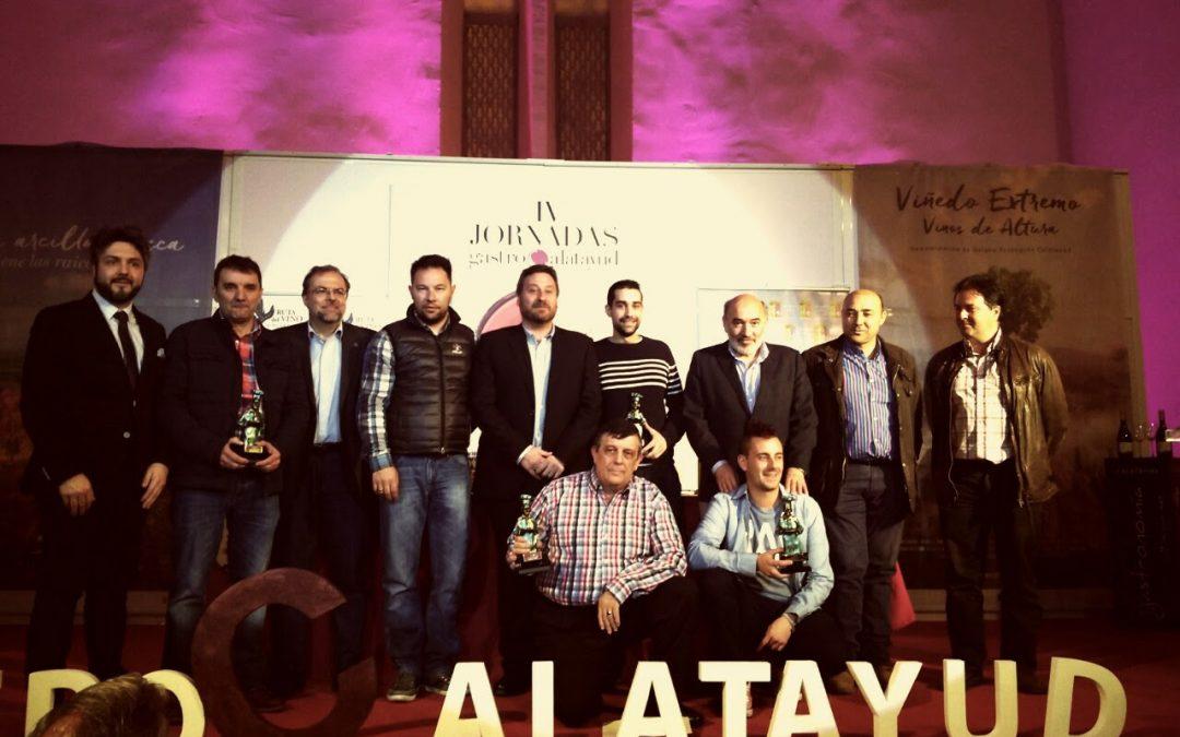 GastroCalatayud ya conoce a los ganadores del Concurso de Tapas