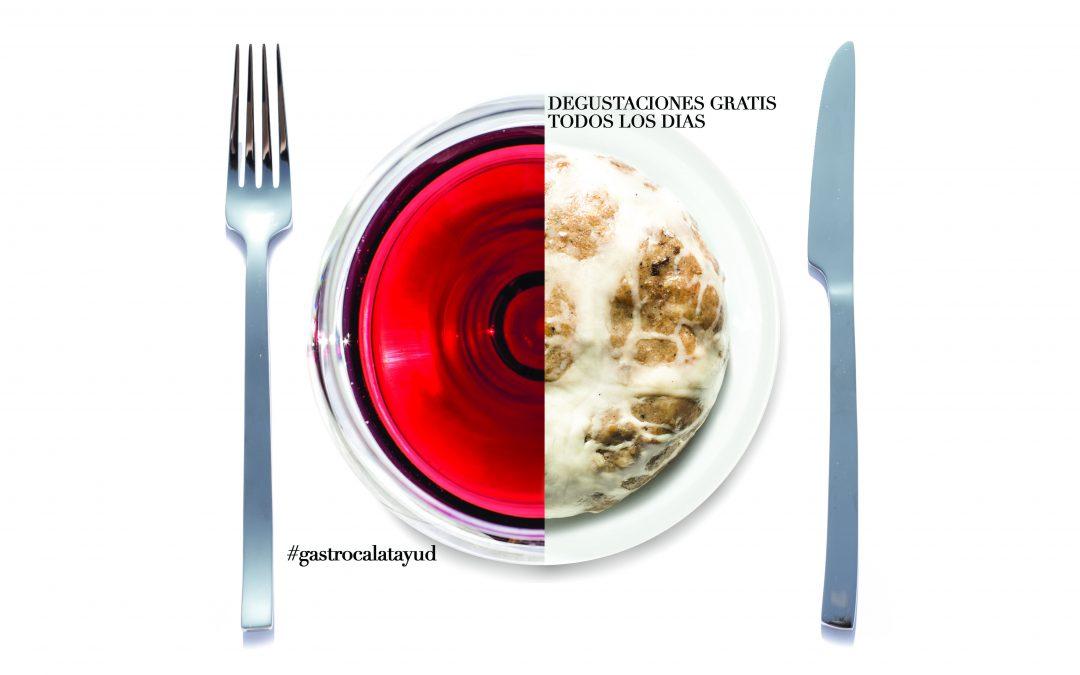 El Concurso de Tapas GastroCalatayud homenajea al fardel