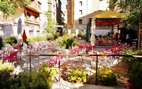 Terrazas en Zaragoza para disfrutar del verano