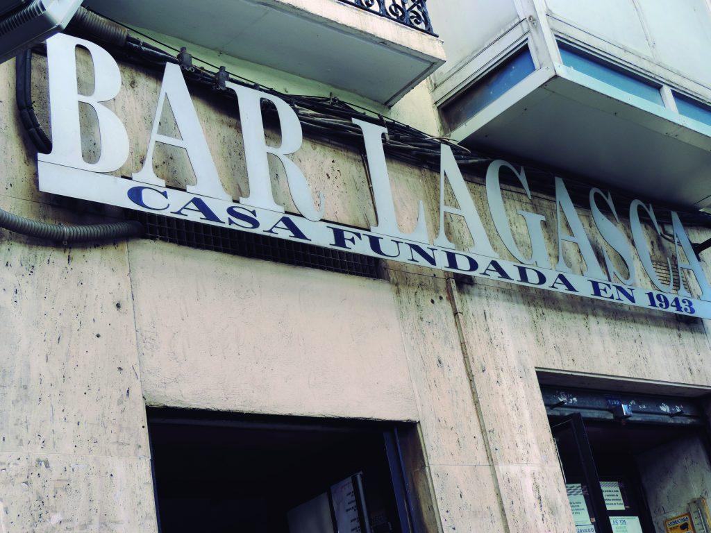 Bar La Gasca cierre