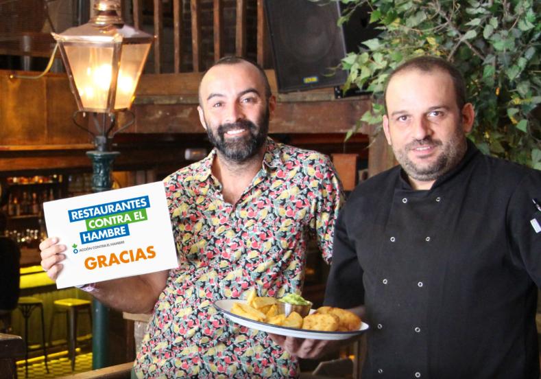 Nueva edición de Restaurantes contra el Hambre