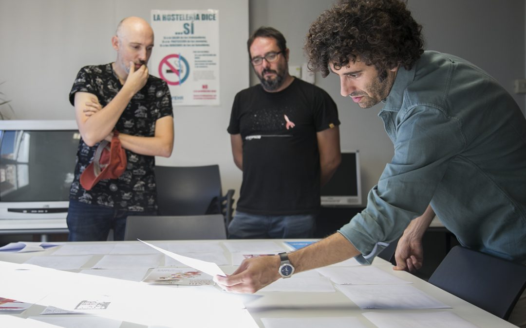 El cartel ganador del Concurso de Tapas de Zaragoza se anunciará el 3 de octubre