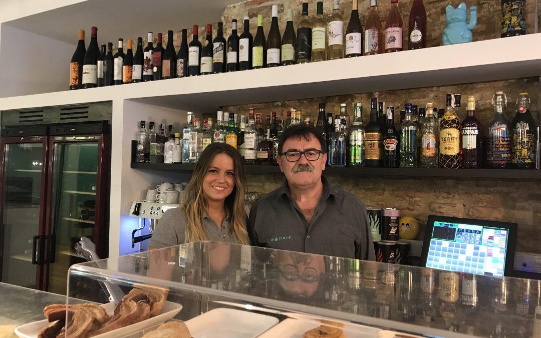 Bar Morrete: Producto aragonés y mucho estilo