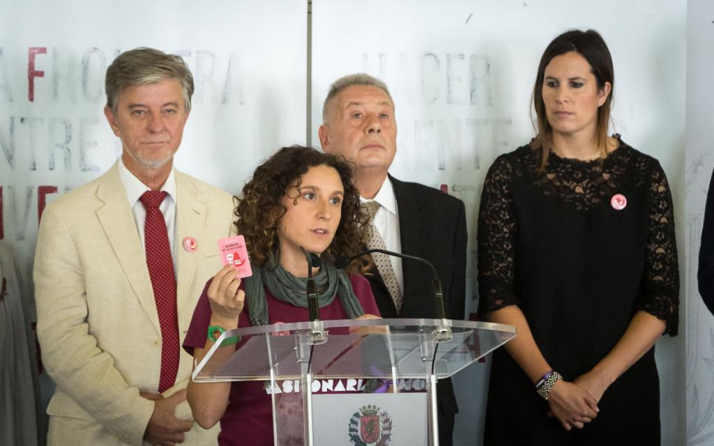 La Asociación de Cafés y Bares apoya la campaña contra las agresiones sexistas durante las Fiestas del Pilar