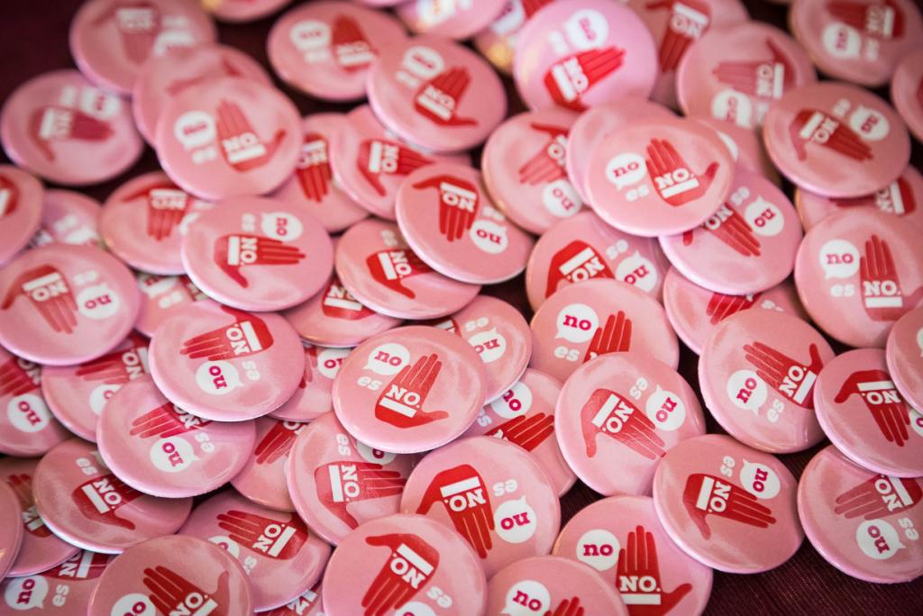 Cafés y Bares apoya la campaña 'No es No' durante las Fiestas del Pilar
