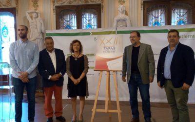 El Concurso de Tapas donará dinero para luchar contra el hambre en el mundo