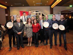 gala final del Concurso de Tapas de Zaragoza