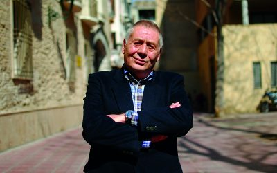 Pedro Giménez recibirá el premio de Hostelería y Turismo de Aragón