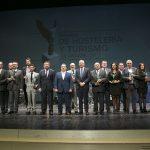 Pedro Giménez recibe el premio Hostelería y Turismo