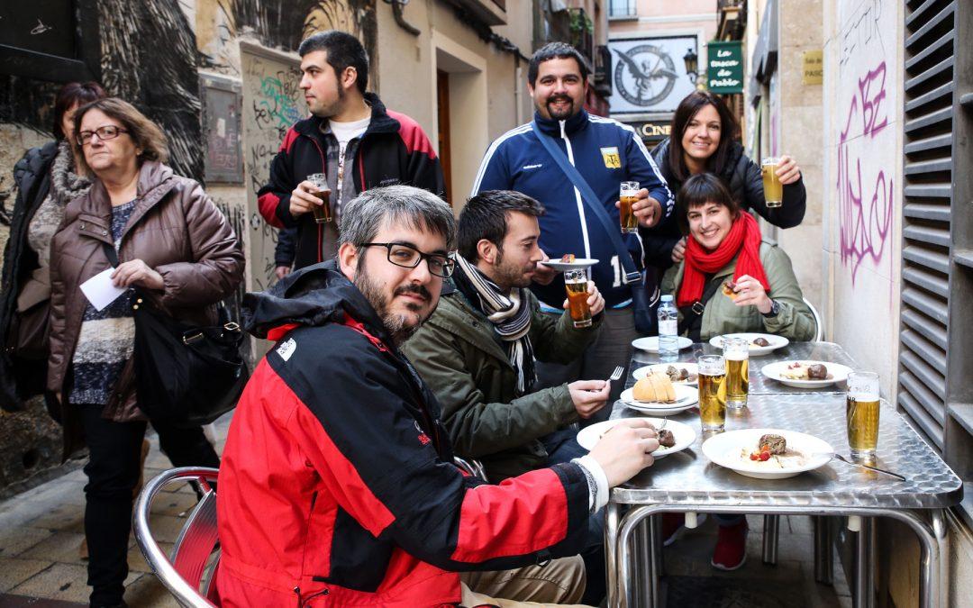 El Concurso de Tapas de Zaragoza presenta su gira por España