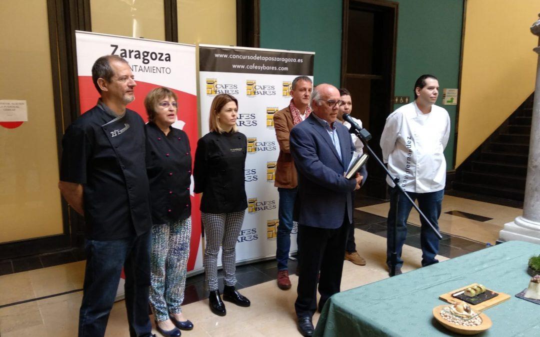 Las mejores tapas de Zaragoza y Provincia se van de gira por España