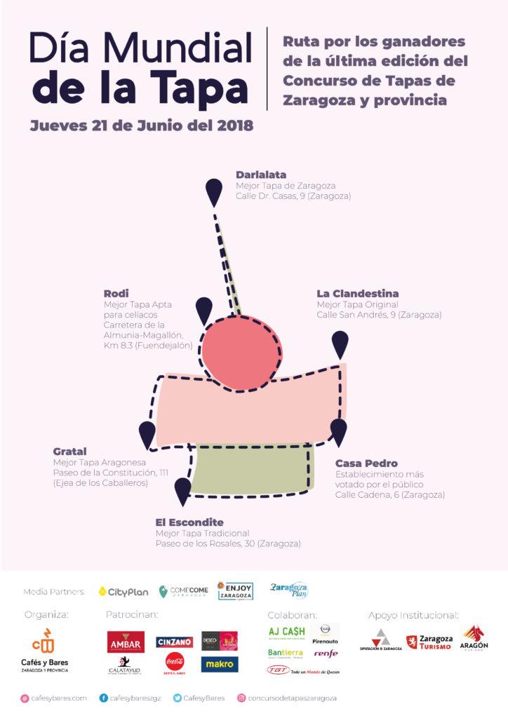Día Mundial de la Tapa Zaragoza