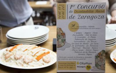 El I Concurso de la Ensaladilla Rusa comienza este jueves en Zaragoza