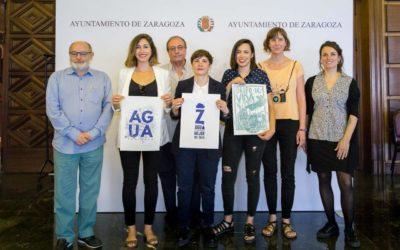 La campaña 'En Zaragoza, mejor del grifo' cuenta con una nueva imagen para decantadores y botellas