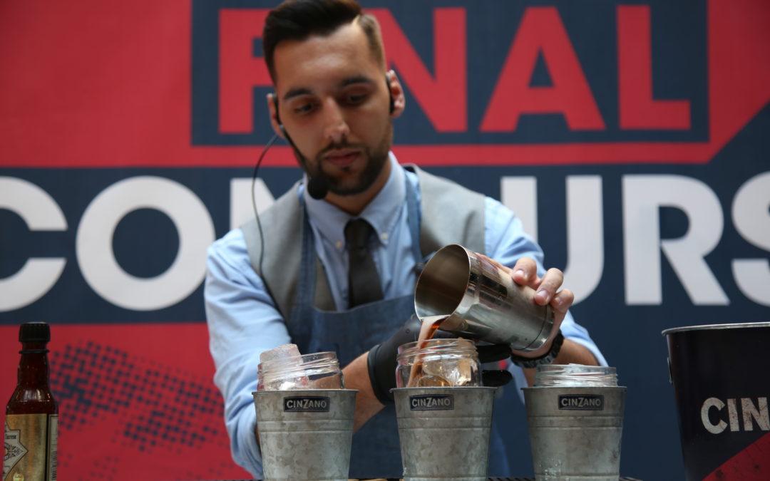 Athenea Mixture Bar, ganador de la primera 'Ruta del Vermut preparado Cinzano'