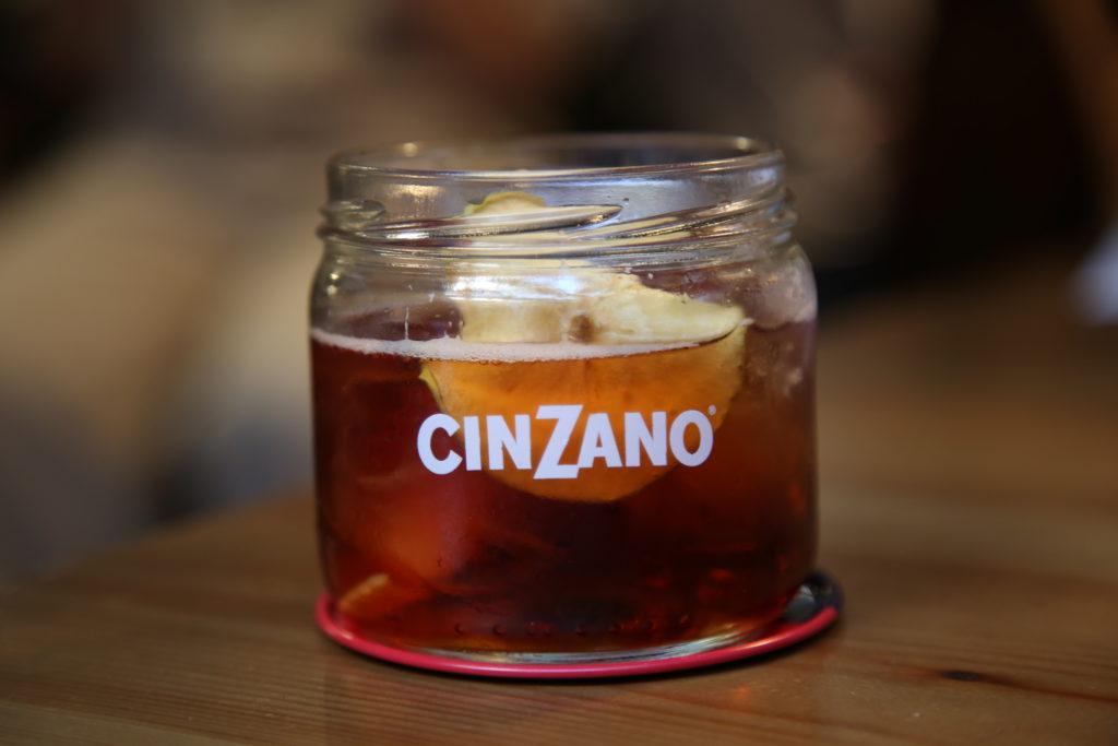ganador ruta Cinzano