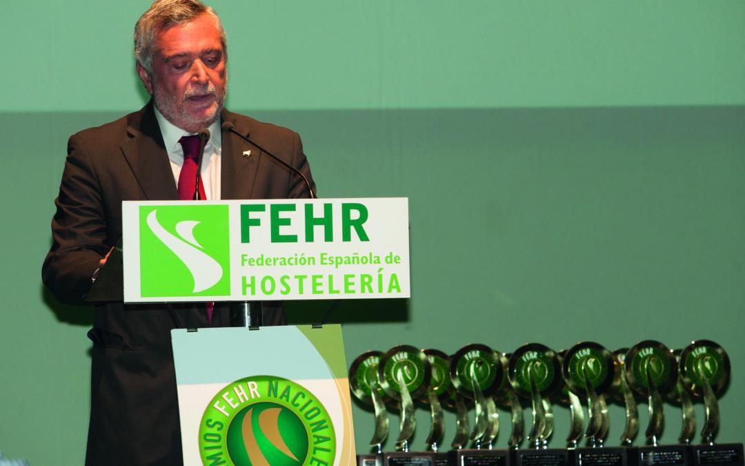 Jorge Bernués se jubila tras 33 años en la Asociación