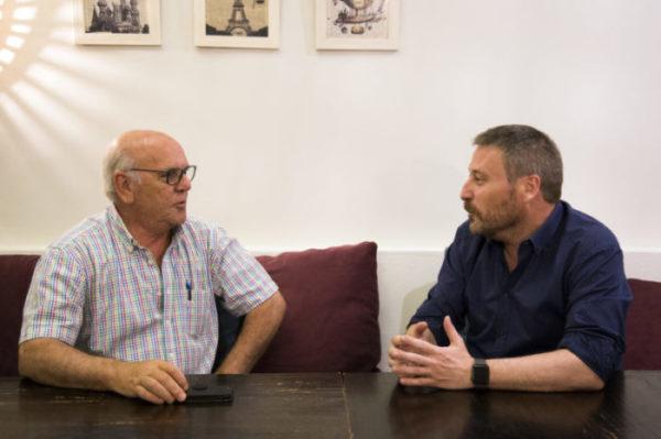 Entrevista Pepe Soro
