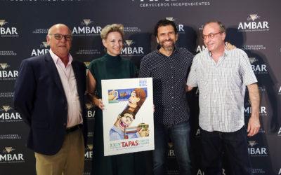 EL Concurso de Tapas donará dinero a la asociación Belive in Art
