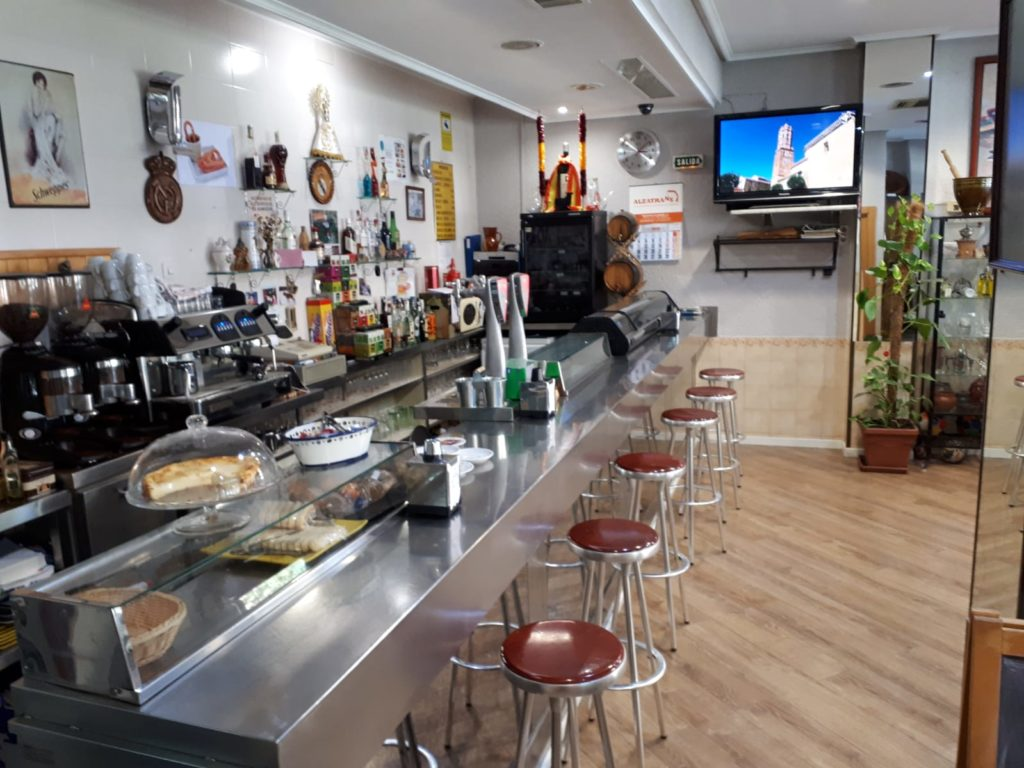 traspaso bar Zaragoza