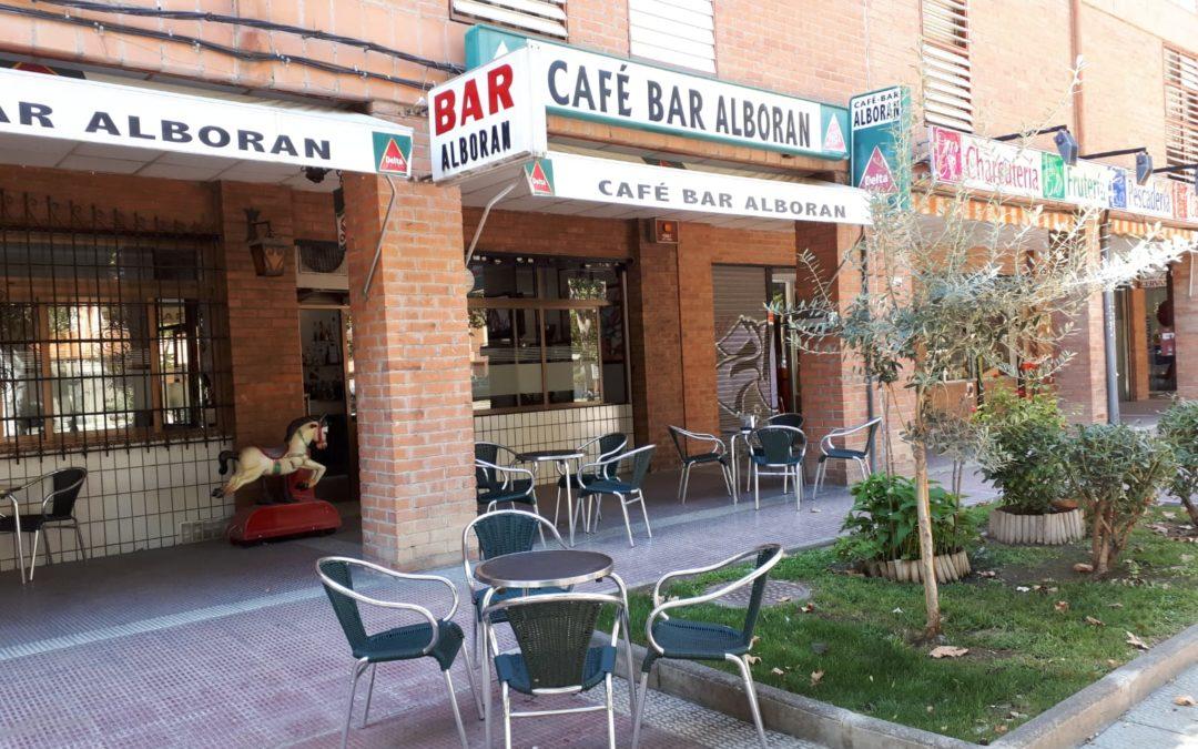 Ocasión: El Bar Alboran se traspasa tras 35 años de actividad