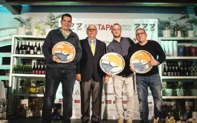 Todas las fotos de la final del XXIV Concurso de Tapas de Zaragoza
