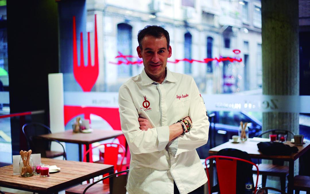 Irreverente: Cocina de autor y callejera en Zaragoza