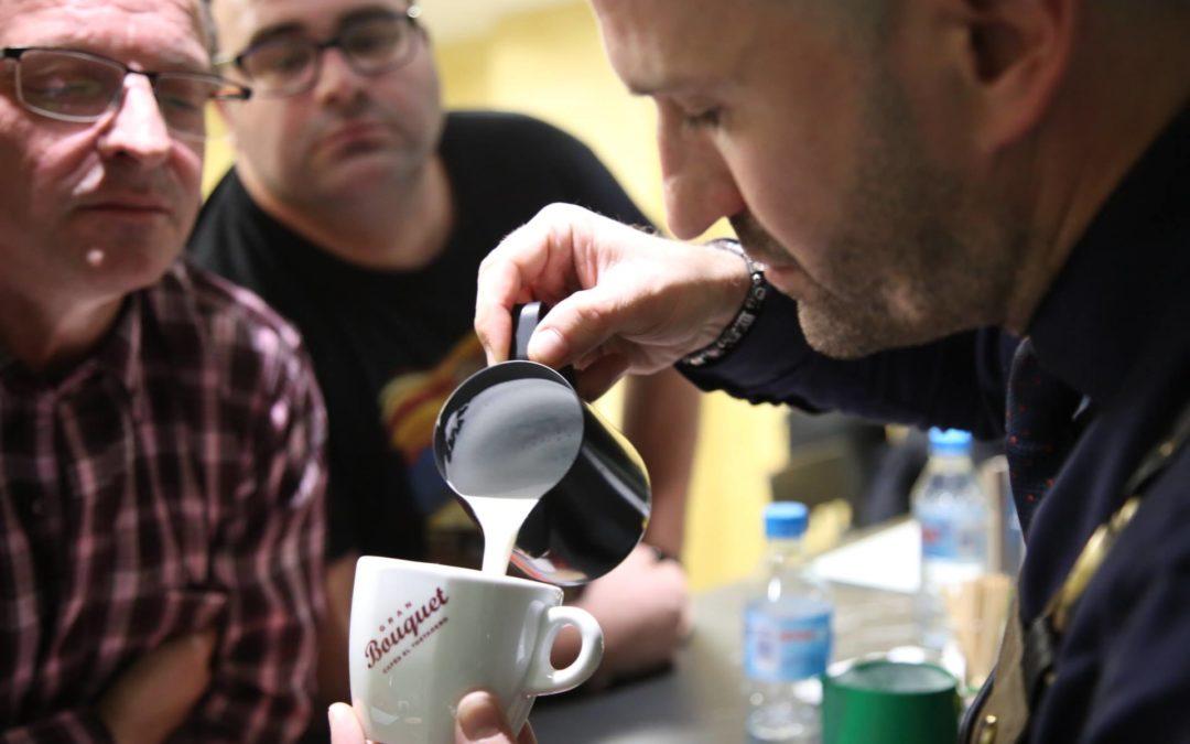 Nuevos cursos en el centro de formación de Cafés y Bares