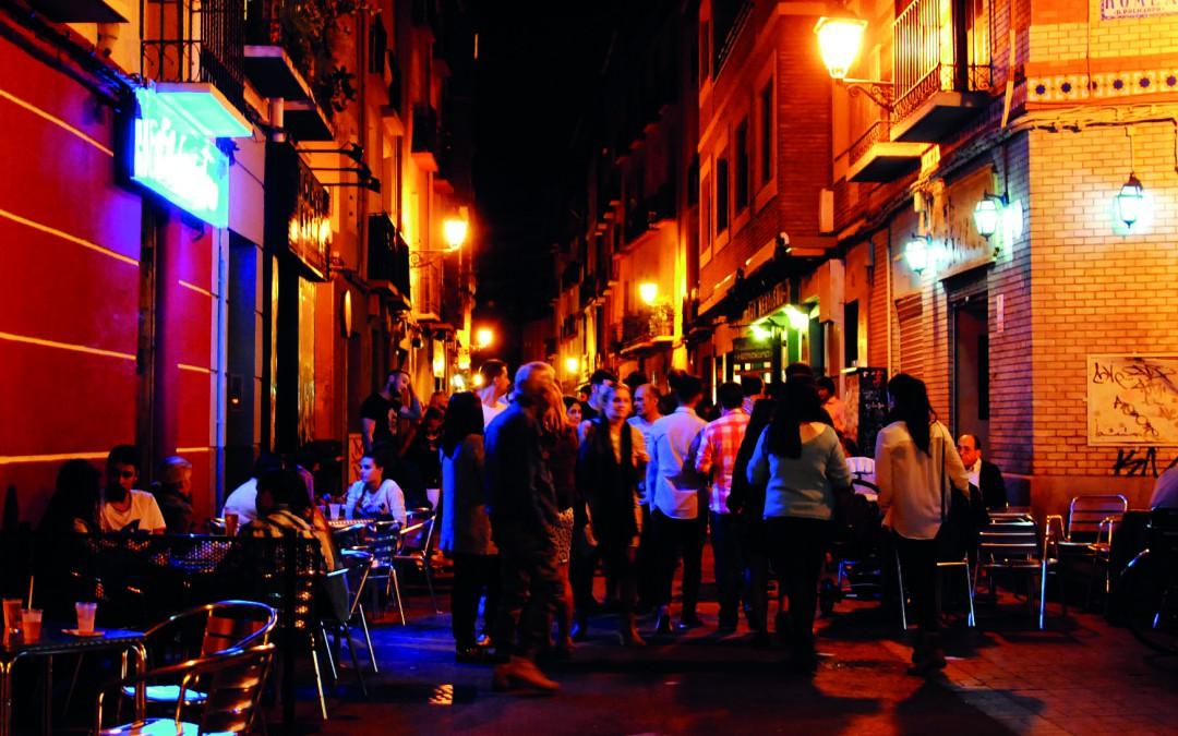 El Juepincho, todo un fenómeno en Zaragoza