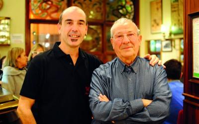 El Café de Levante, un negocio con mucha historia