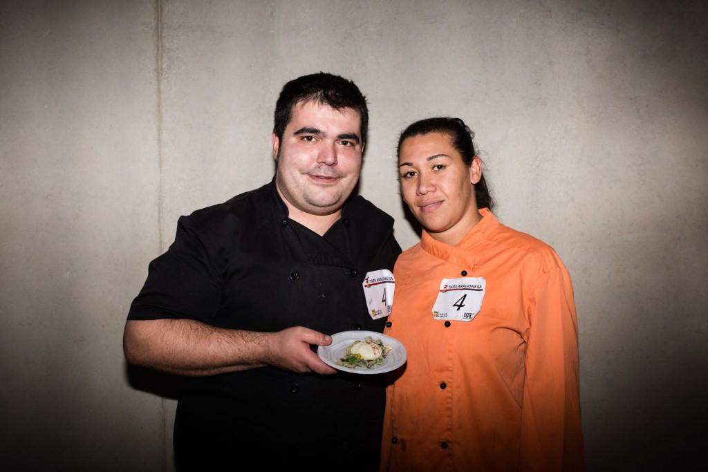 La Vieja Caldera ha ganado el premio a la Mejor Tapa de Zaragoza