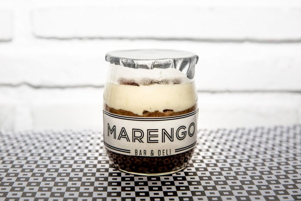 CANDIDATA A LA MEJOR TAPA POPULAR DEL MARENGO BAR&DELI: Copa Danone de 'Marengo Bar&Deli'