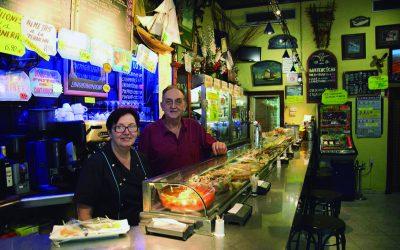 Bar Génesis: El mar de Zaragoza