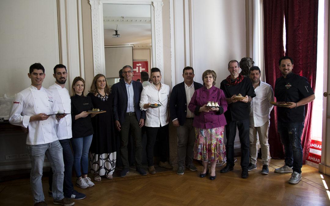 El Concurso de Tapas de Zaragoza triunfa en Burdeos