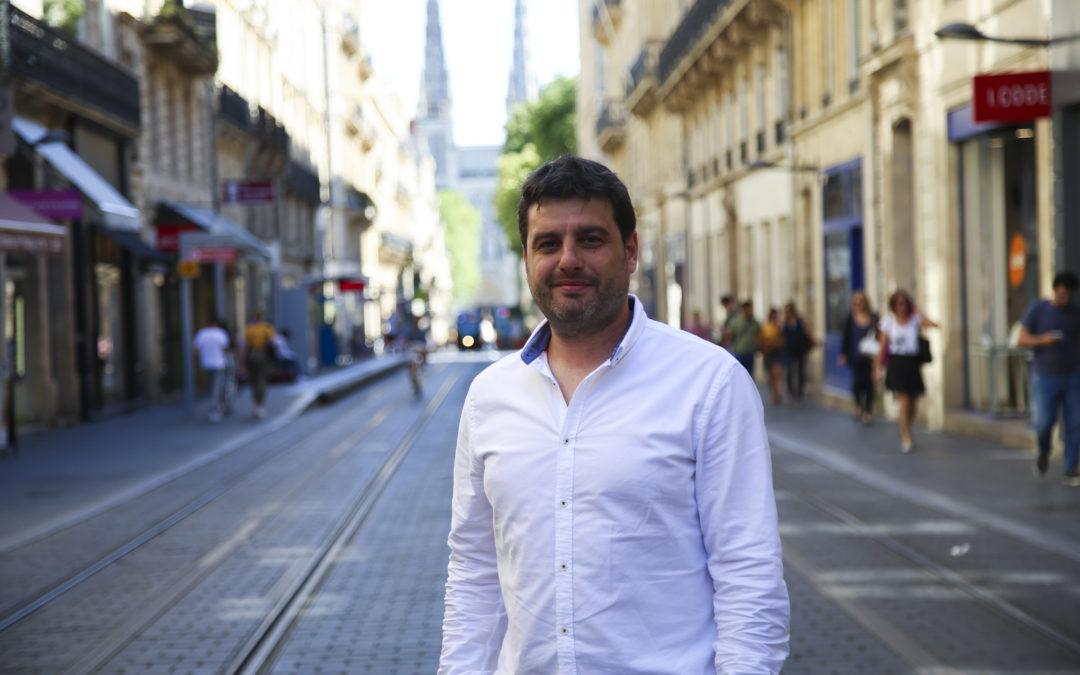"""Entrevista a Kike Júlvez: """"Queremos formar buenos profesionales para la hostelería"""""""