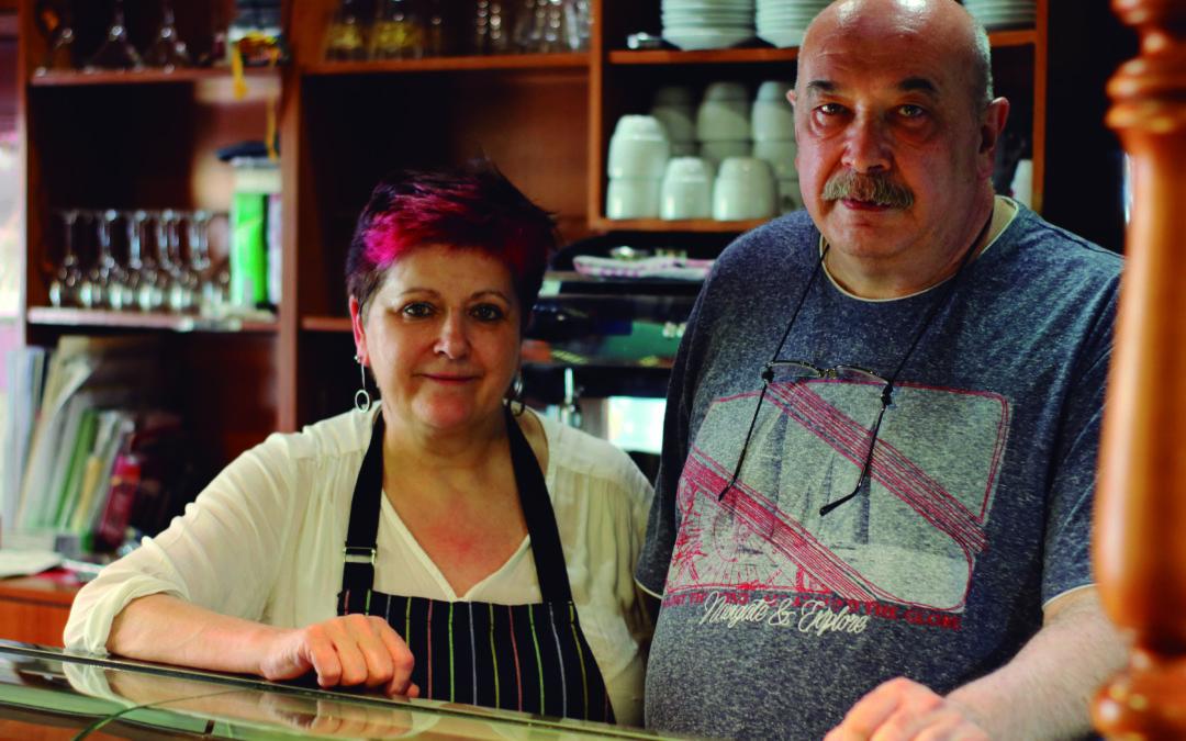 Bar Arco Iris: 35 años ofreciendo una amplia selección de tapas tradicionales