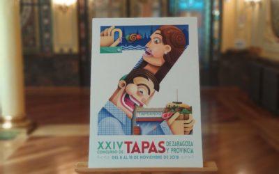 Charla informativa sobre el Concurso de Tapas de Zaragoza para los establecimientos participantes