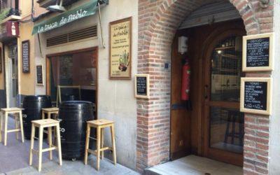Se traspasa bar de dos plantas en El Tubo de Zaragoza