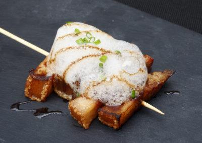 El Cocinero de Goya: Tapa Aragonesa