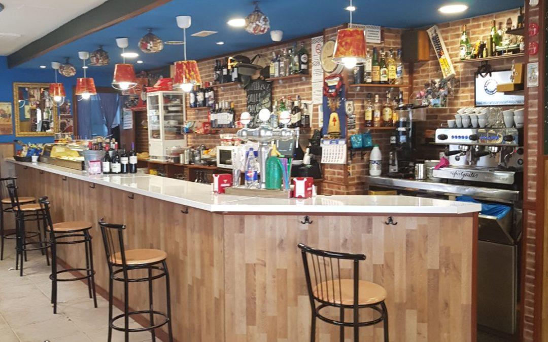 Oportunidad: El Café La Torre en Monzalbarba se traspasa