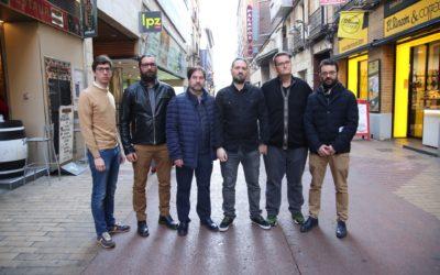 """La hostelería de Zaragoza se une para reclama una ordenanza del ruido """"consensuada, participativa y que aporte seguridad jurídica"""""""