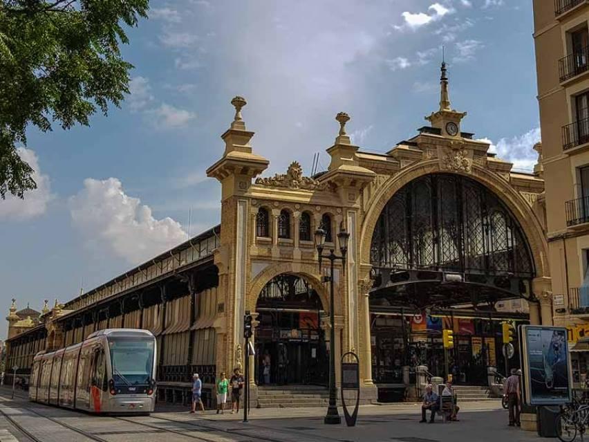 El Ayuntamiento de Zaragoza publica la licitación de los 4 bares del futuro Mercado Central