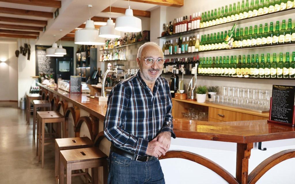 Portal Asturiano, un restaurante en el que disfrutar de Asturias sin salir de la ciudad