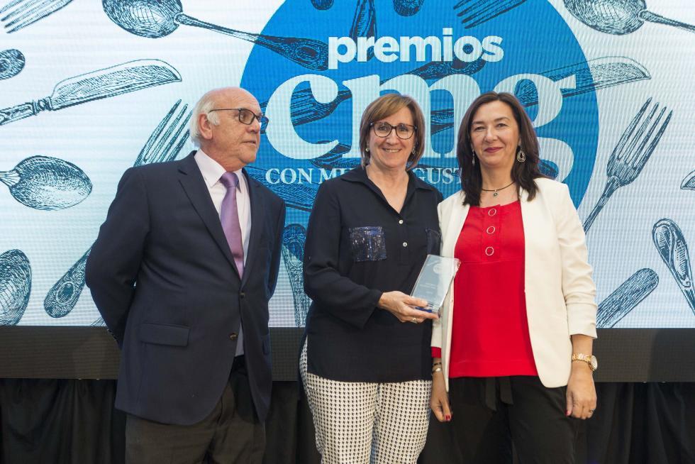 Cafés y Bares de Zaragoza, patrocinador de los premios 'Con Mucho Gusto'